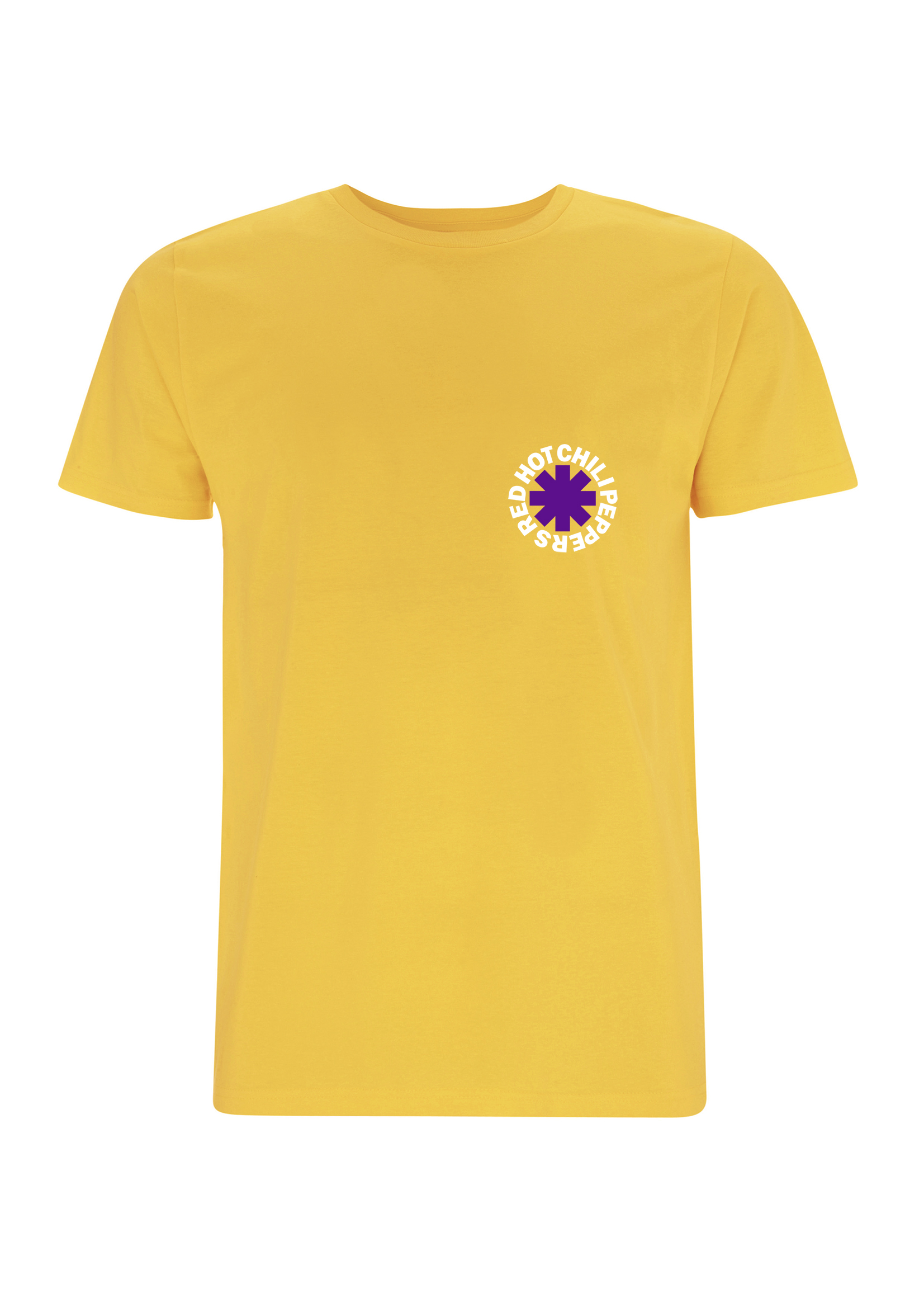 Los Chili - Yellow Tee - Red Hot Chili Peppers