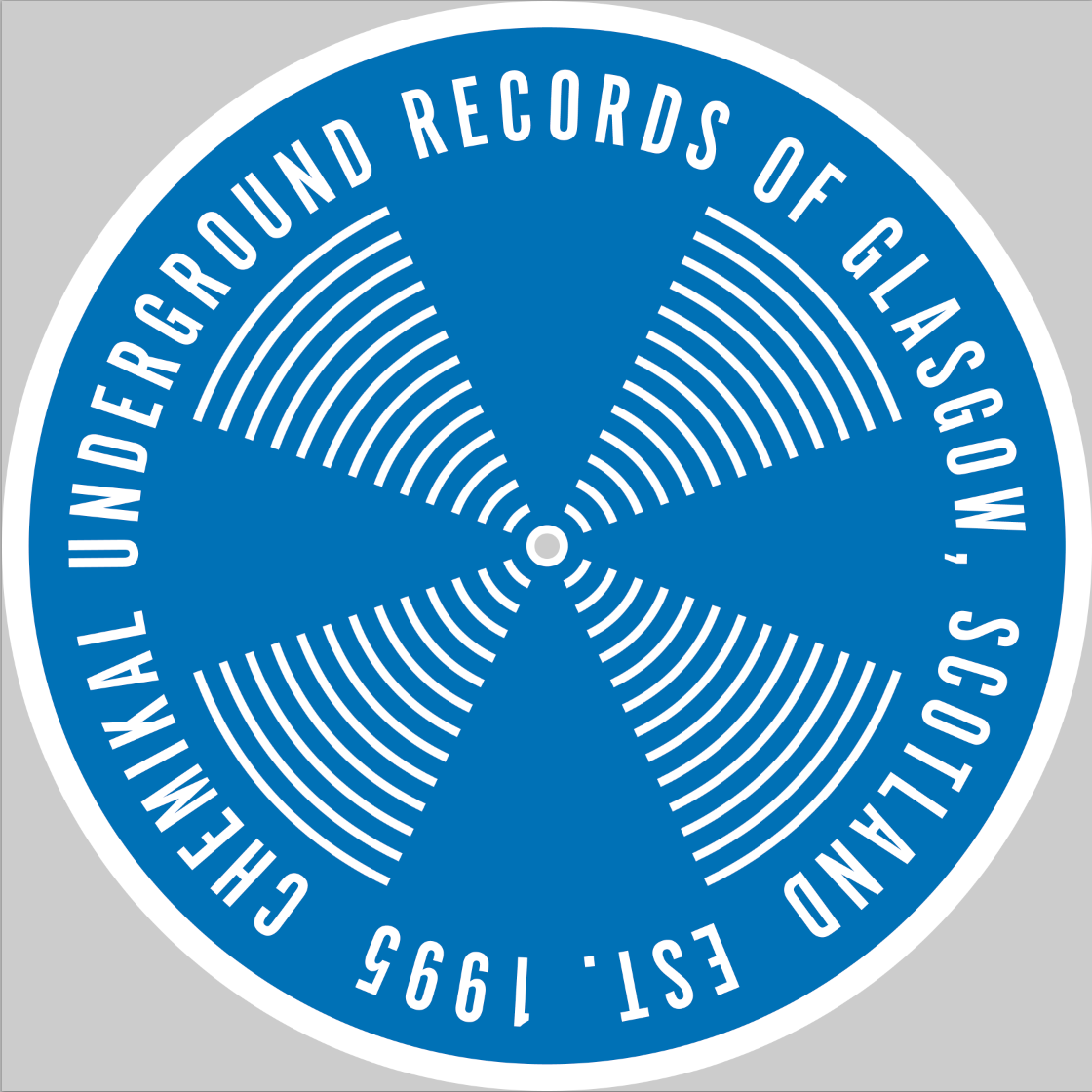 Chemikal Underground Logo Slipmat - Chemikal Merch