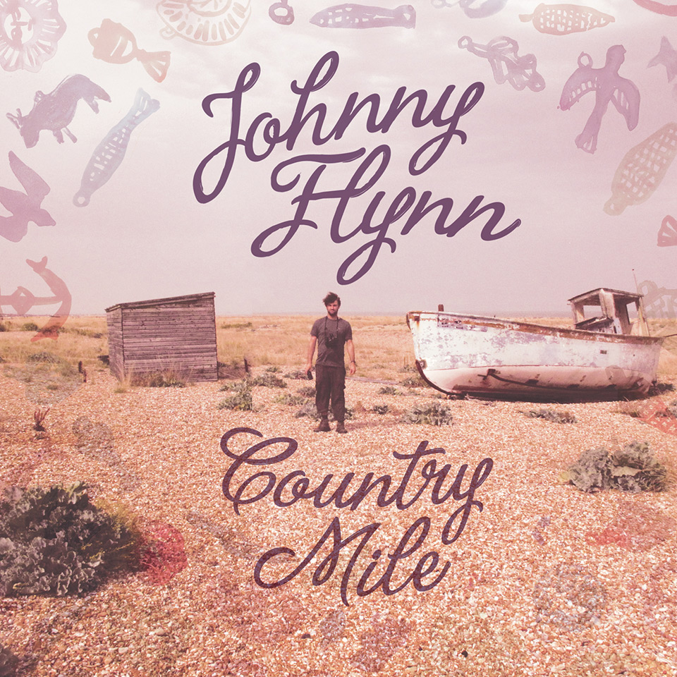 Country Mile - Album CD - Johnny Flynn & The Sussex Wit (USD)