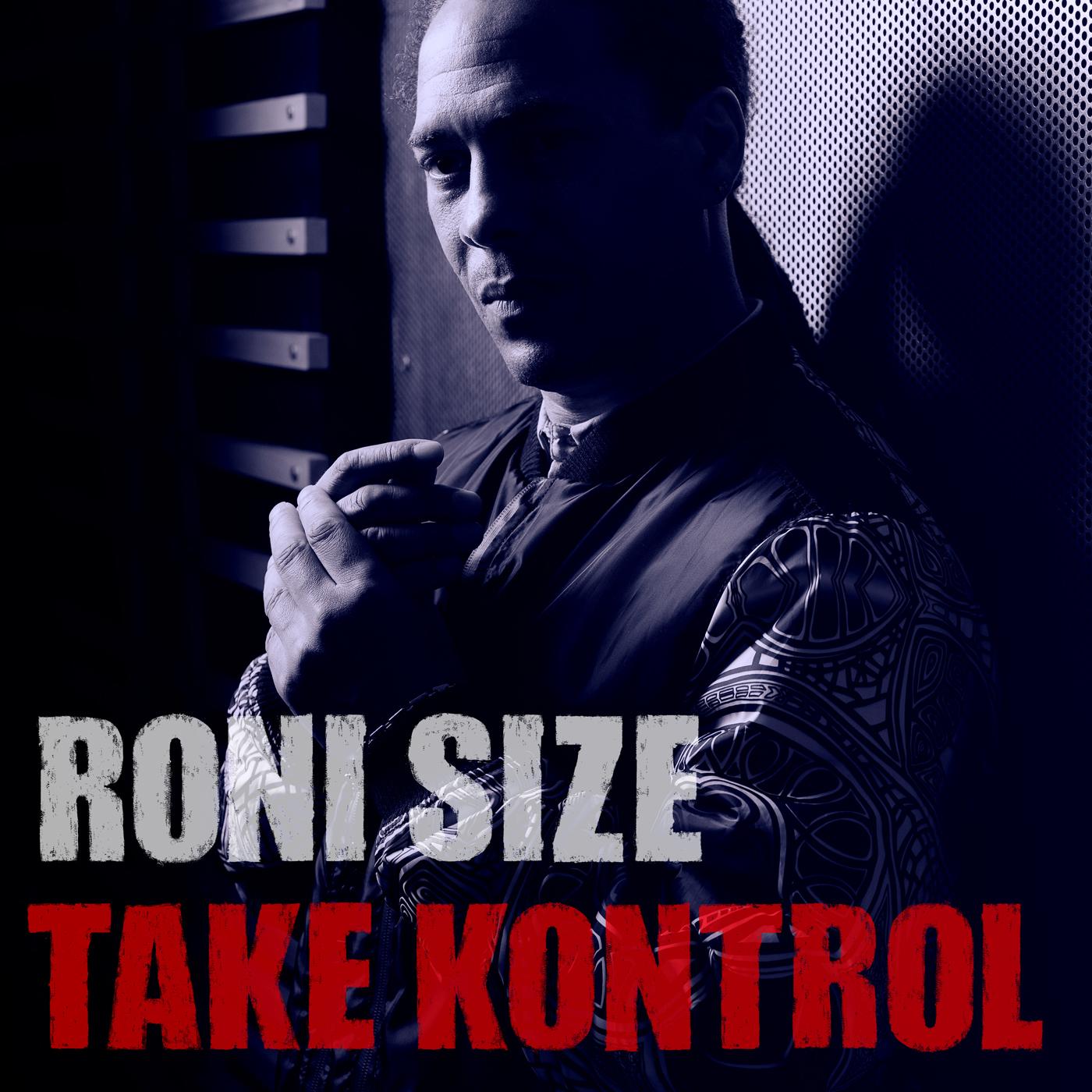 Take Kontrol WAV Album - Roni Size