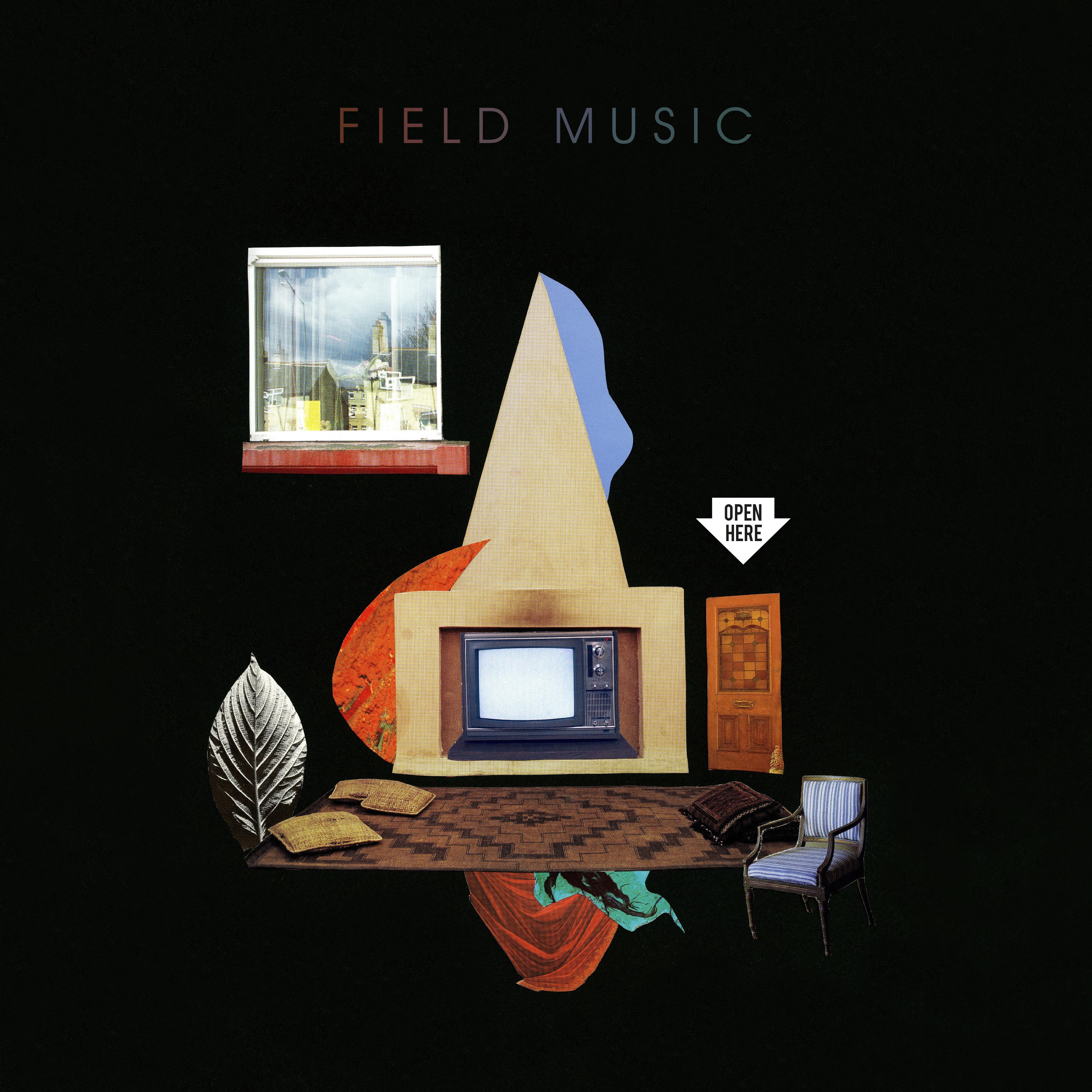 Field Music - Open Here - CD - Field Music