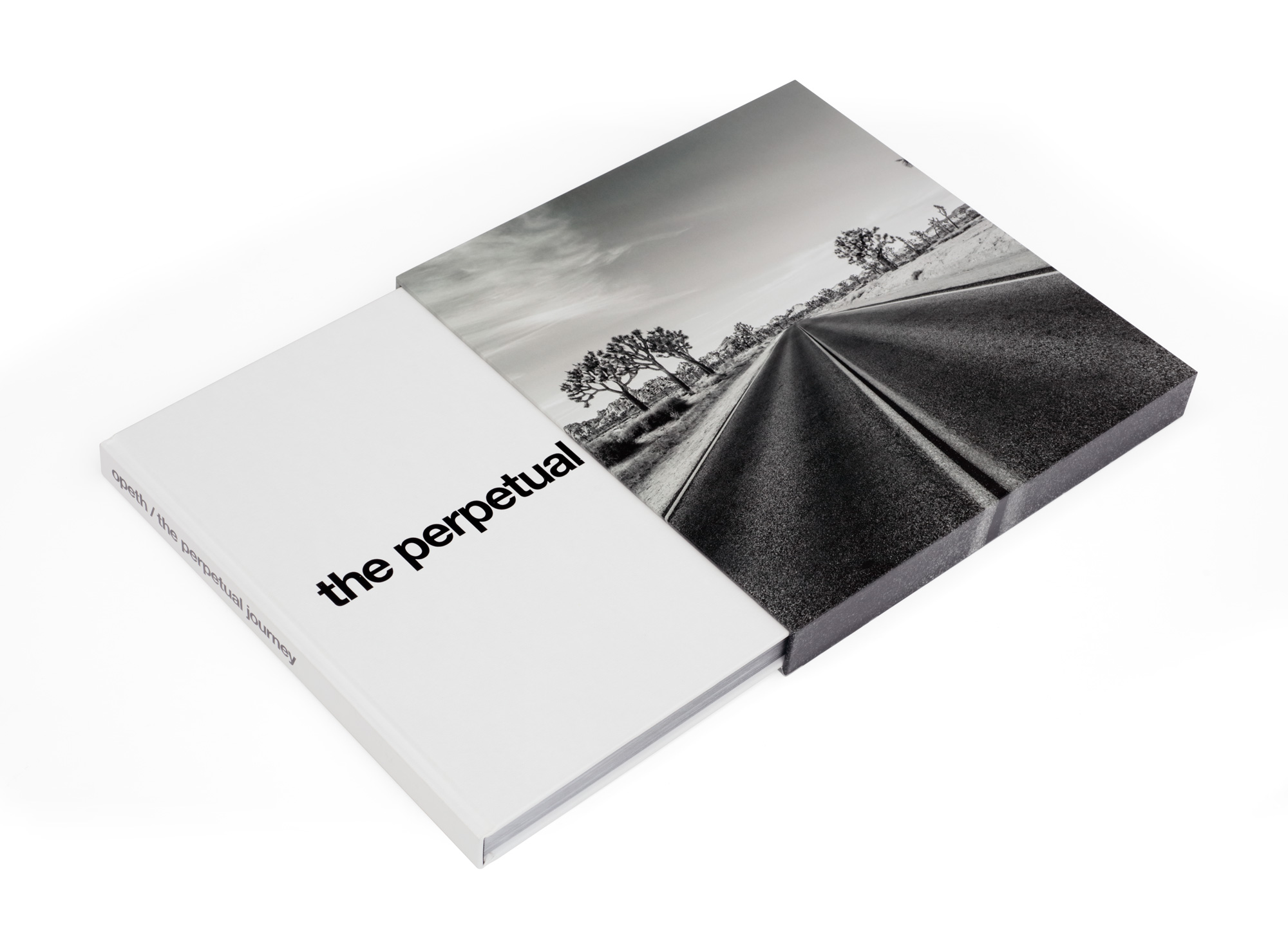 Opeth - The Perpetual Journey Photo Book (Ltd Edition Version) - Opeth
