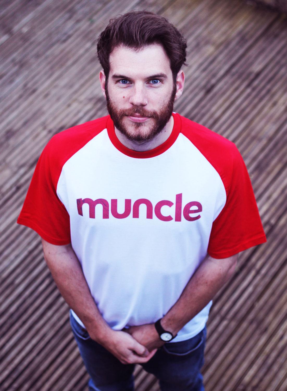 Muncle Baseball T-shirt - Pak Joi