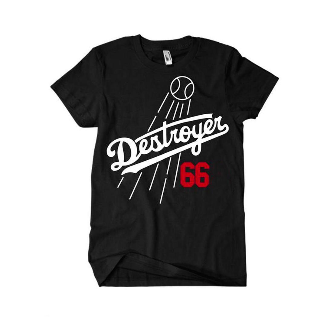Destroyer 66 T-Shirt | Black - Puig Destroyer