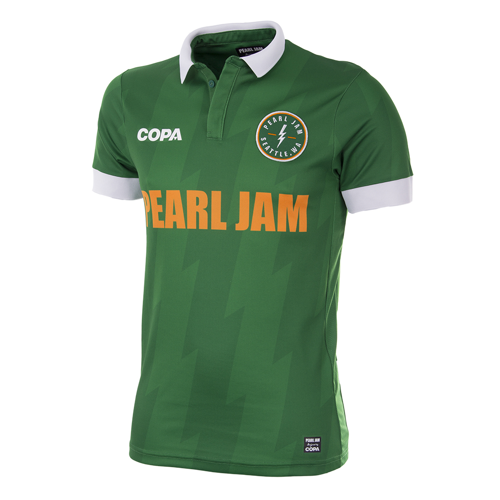 Ireland – Soccer Shirt - Pearl Jam