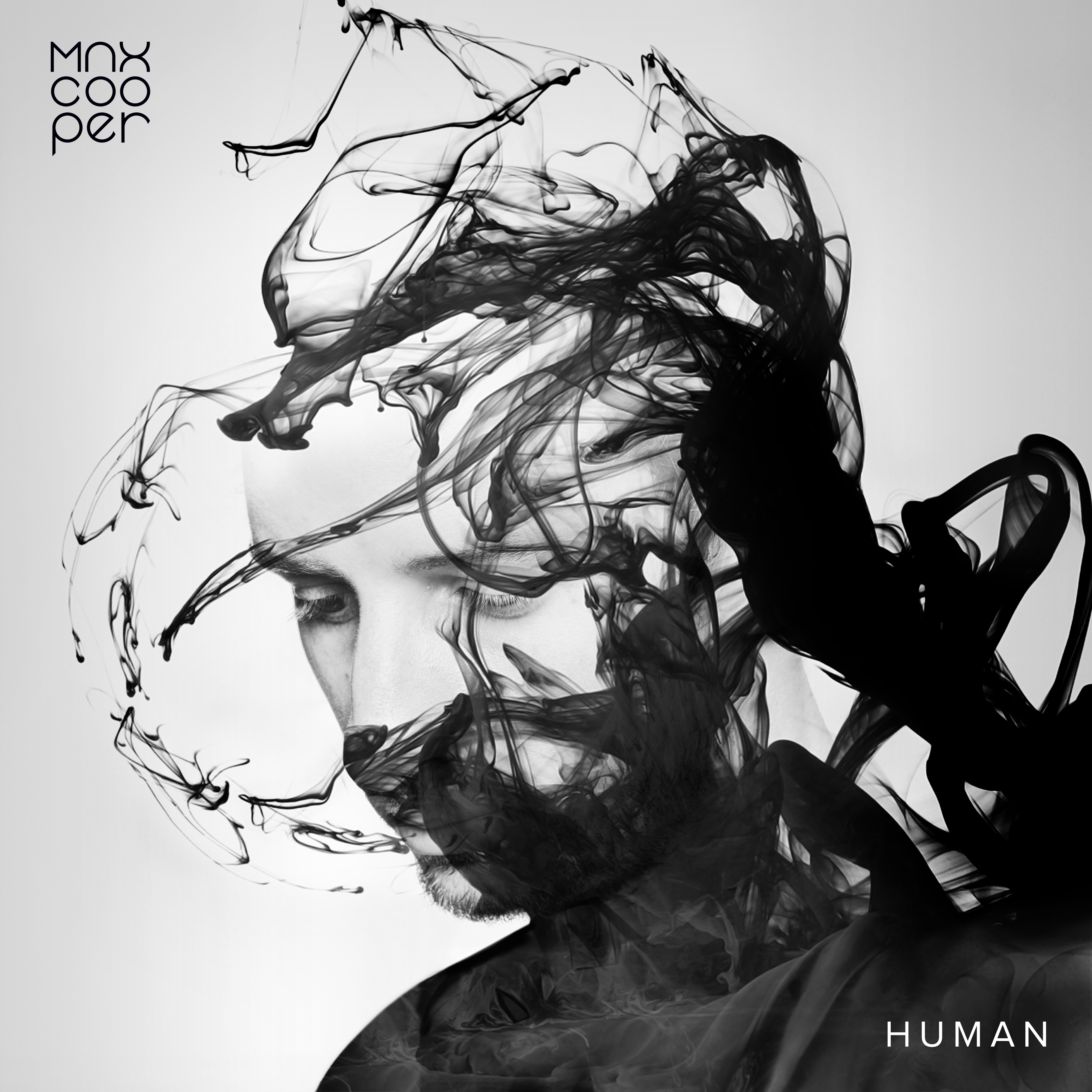 Max Cooper - Human [CD] - Mesh