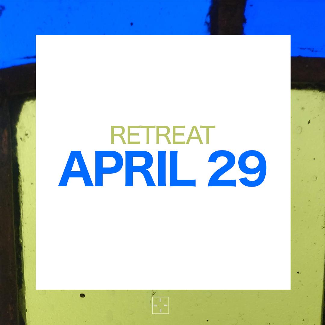 Personal Glory Retreat // 29 April - CHILDCARE