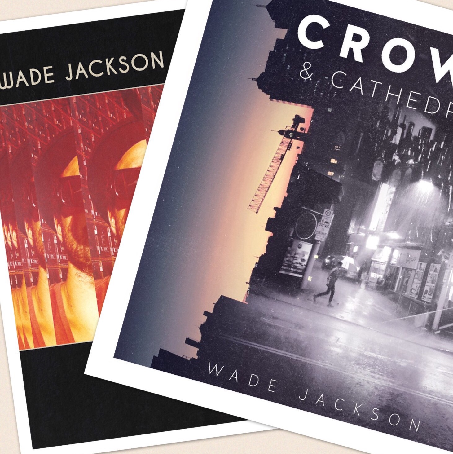 Vinyl Bundle - Wade Jackson