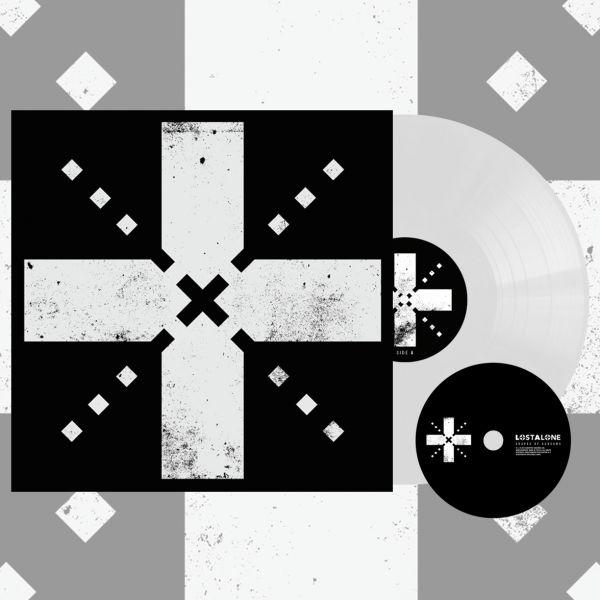 LostAlone -  Shapes Of Screams Limited Edition Vinyl - Graphite Records