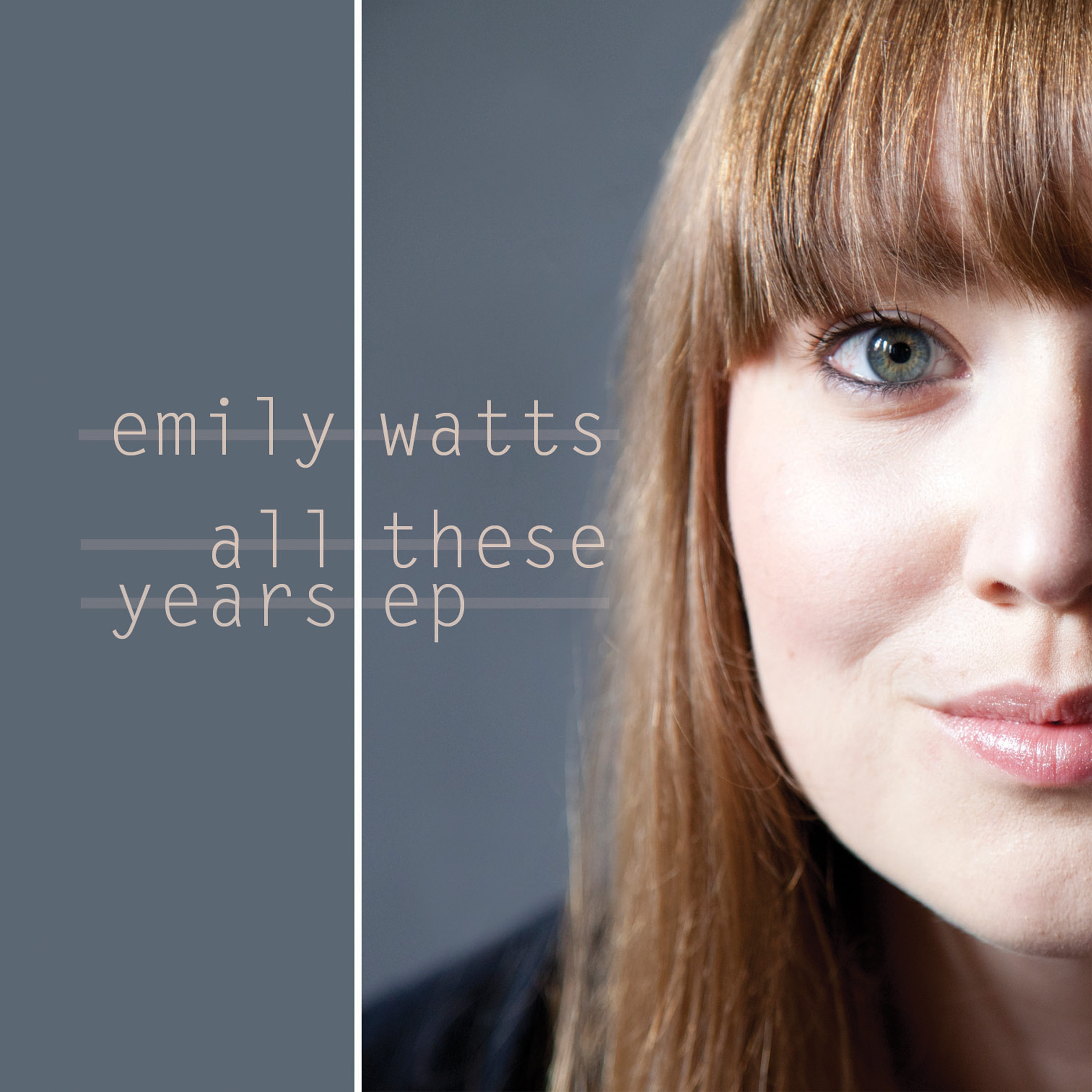 All These Years EP (signed) - Emily Watts