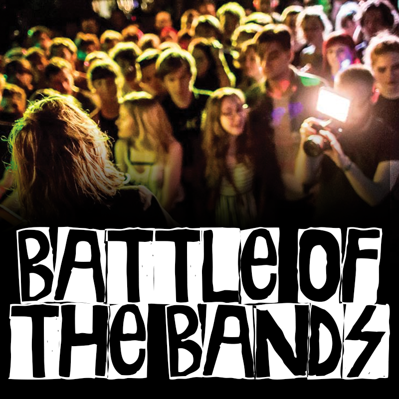 Battle of the Bands Semi Final 2 - Caravaggio / Pocket Men + more TBC