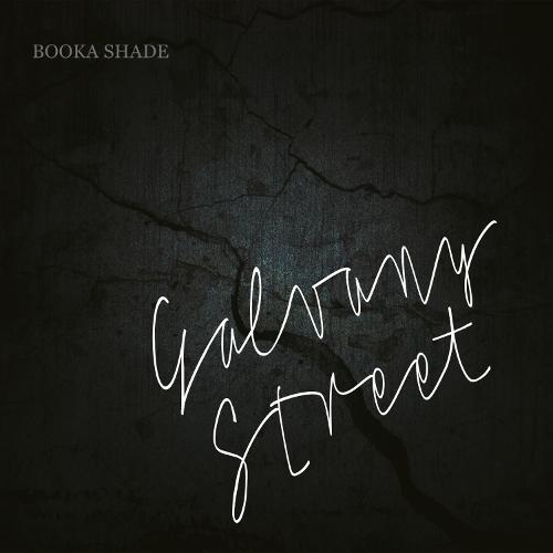 "Booka Shade ""Galvany Street"" (with Craig Walker) - LP with free mp3 Download / Blaufield Music - BOOKA SHADE"