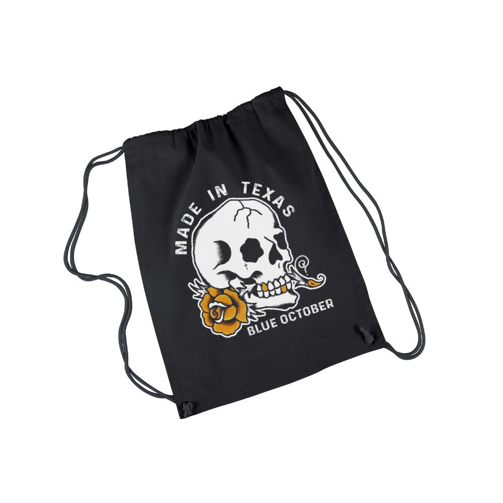 Made In Texas – Draw String Bag - Blue October
