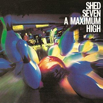 A Maximum High CD - Shed Seven
