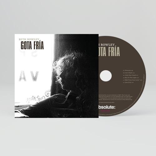 Gota Fría (Signed CD) - Beth Rowley