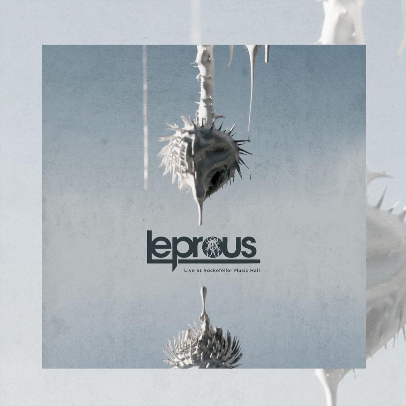 Leprous - 'Live at Rockefeller Music Hall' DVD+2CD - Leprous