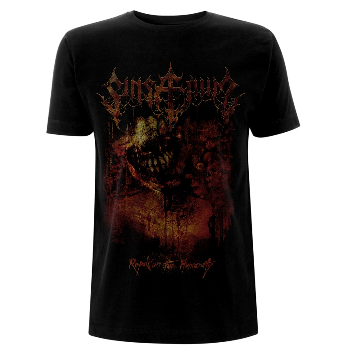 Repulsion For Humanity – Tee - Sinsaenum