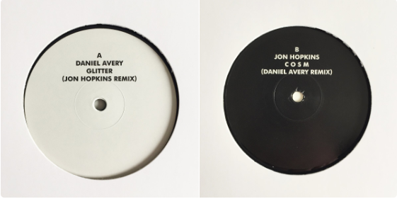 "Daniel Avery / Jon Hopkins - Remix 12"" - Daniel Avery"