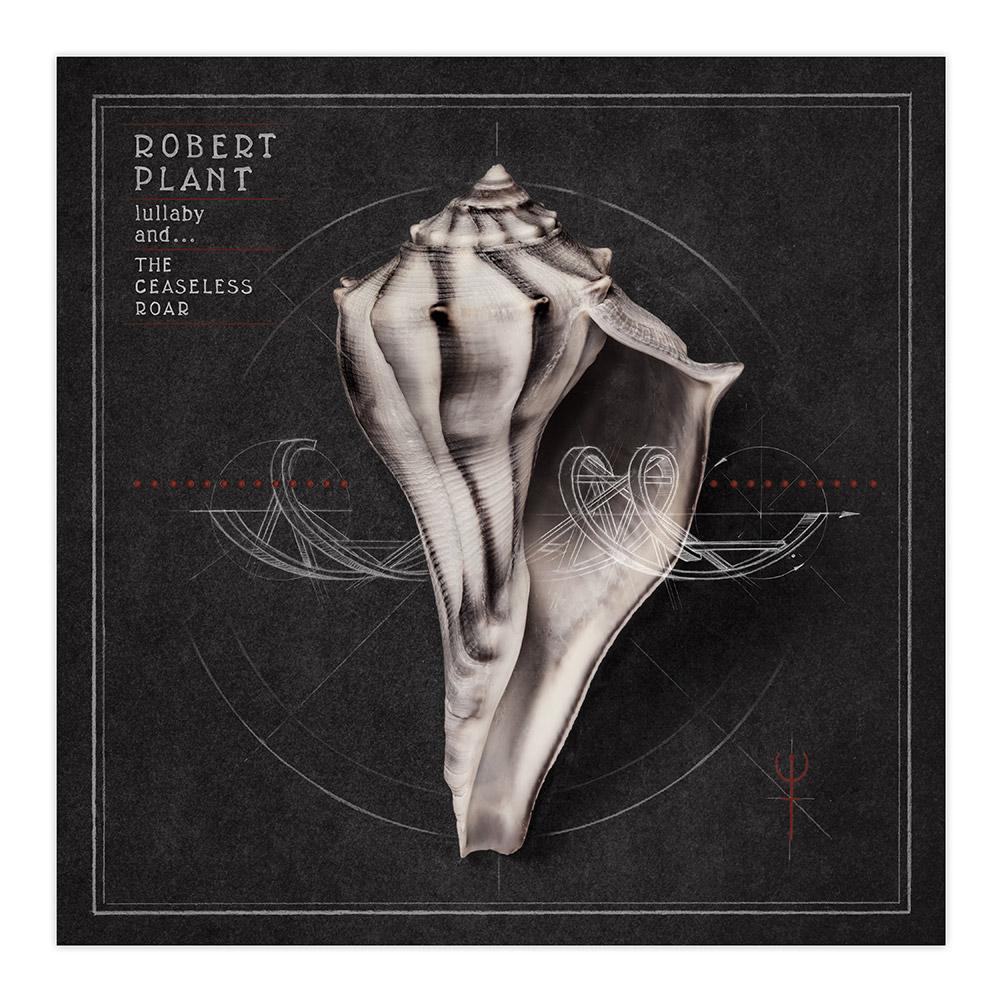 Lullaby & Ceaseless Roar  - LP - Robert Plant