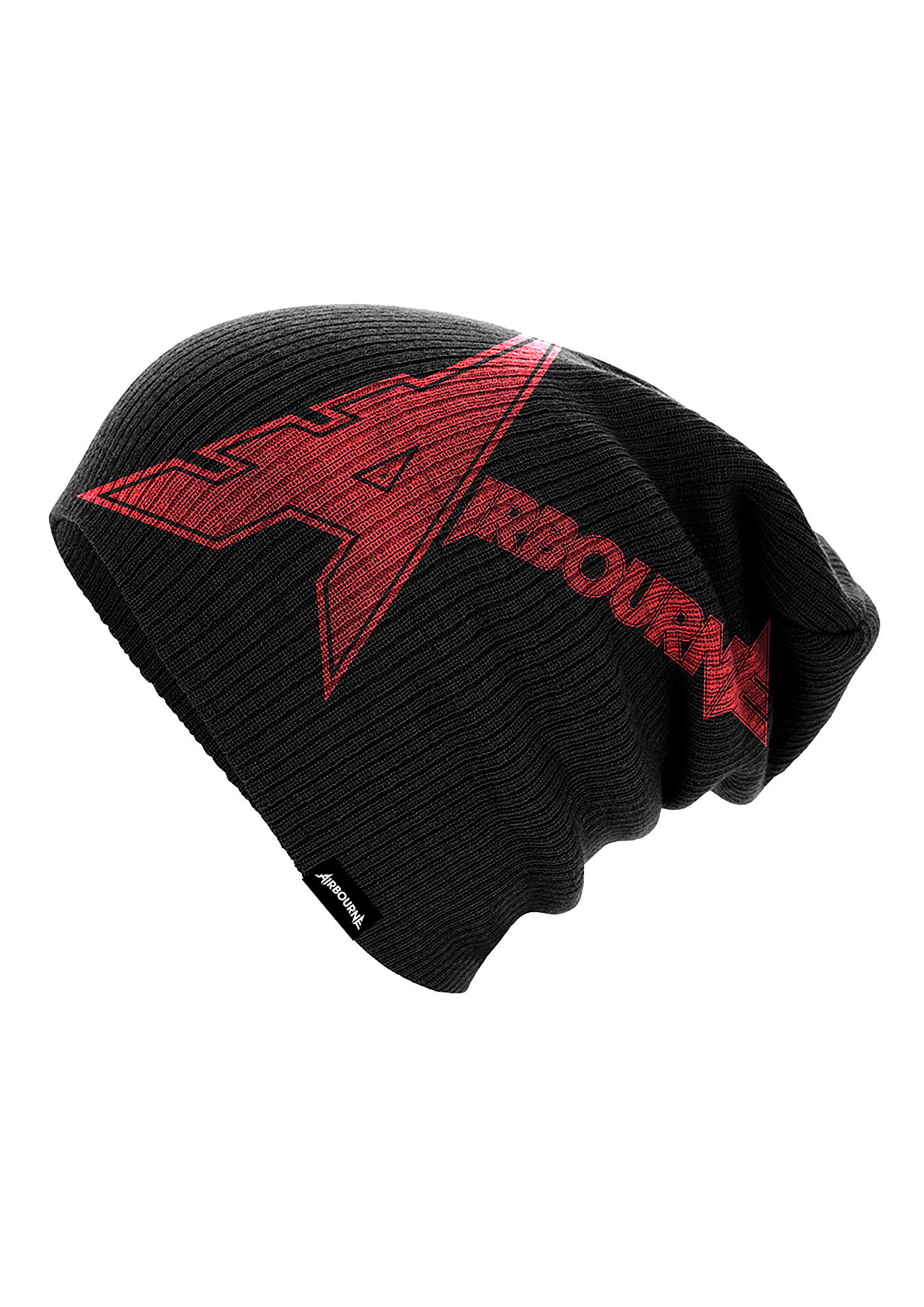 A Logo – Slouch Beanie - Airbourne