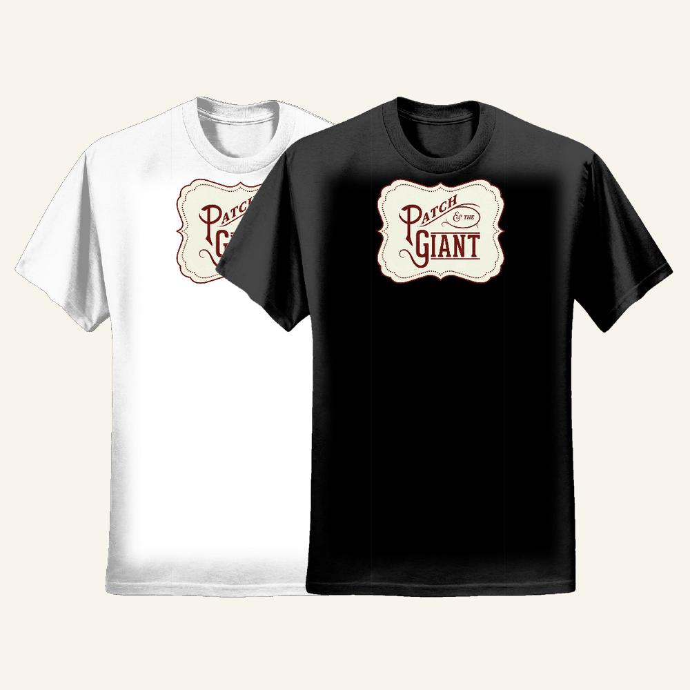 Logo T-shirt (Womens) - Patch and the Giant