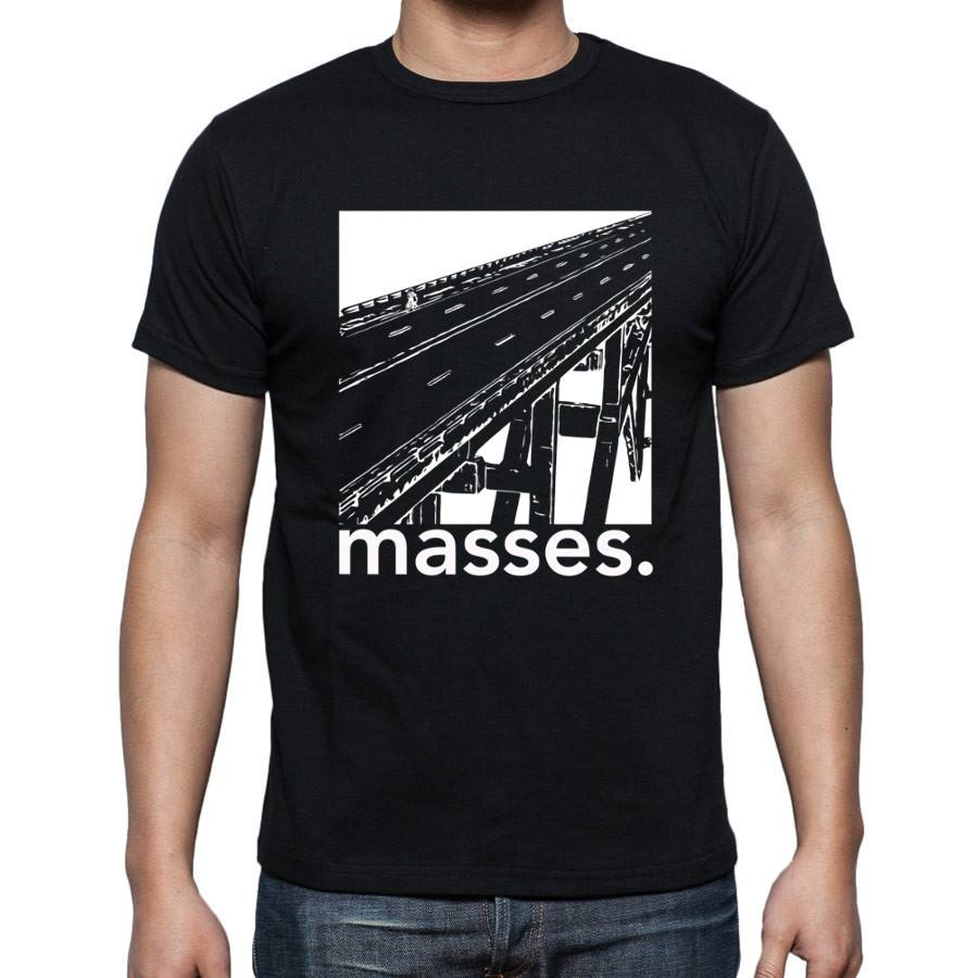 Bridge Tee - masses.