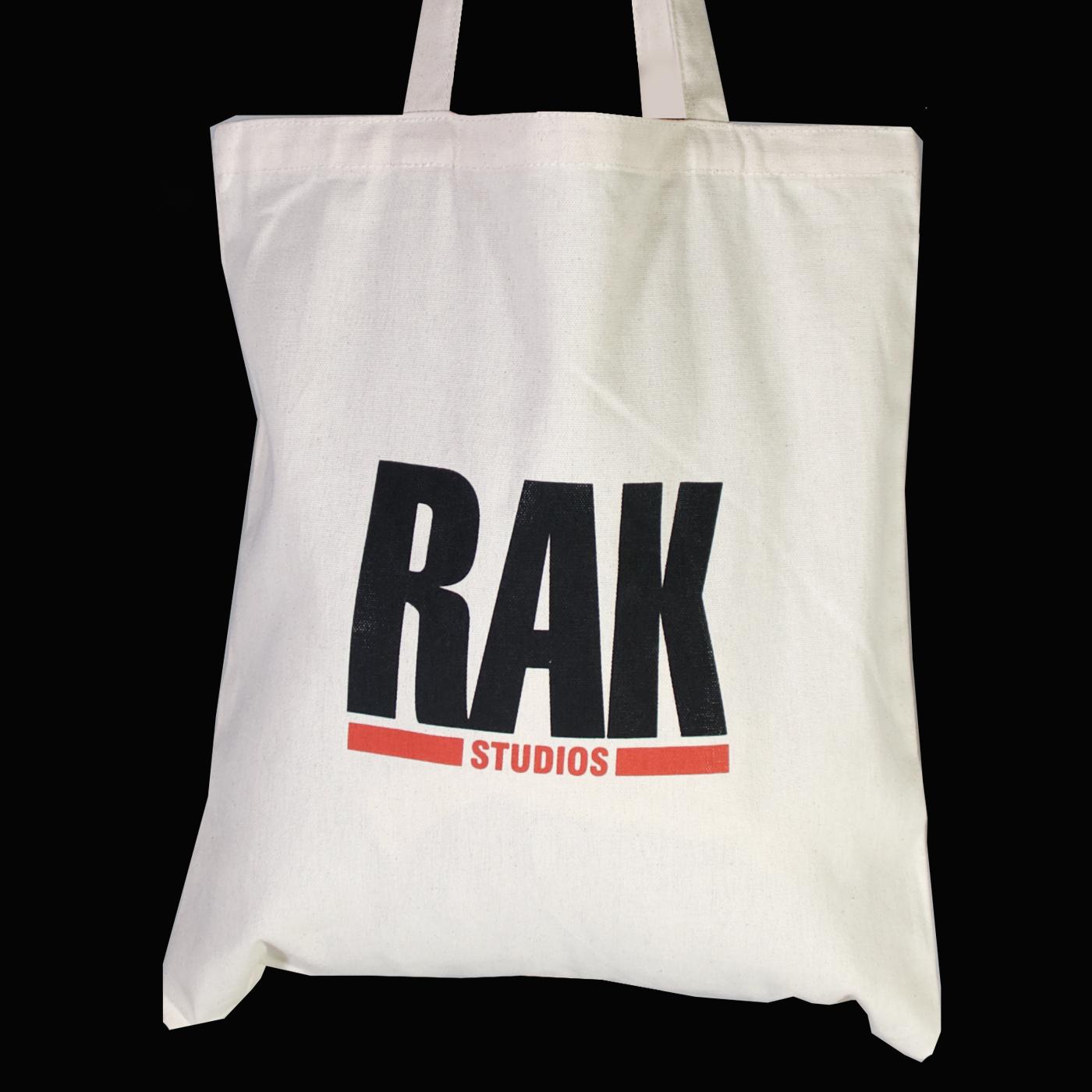 RAK Studios -  Tote Bags - RAK