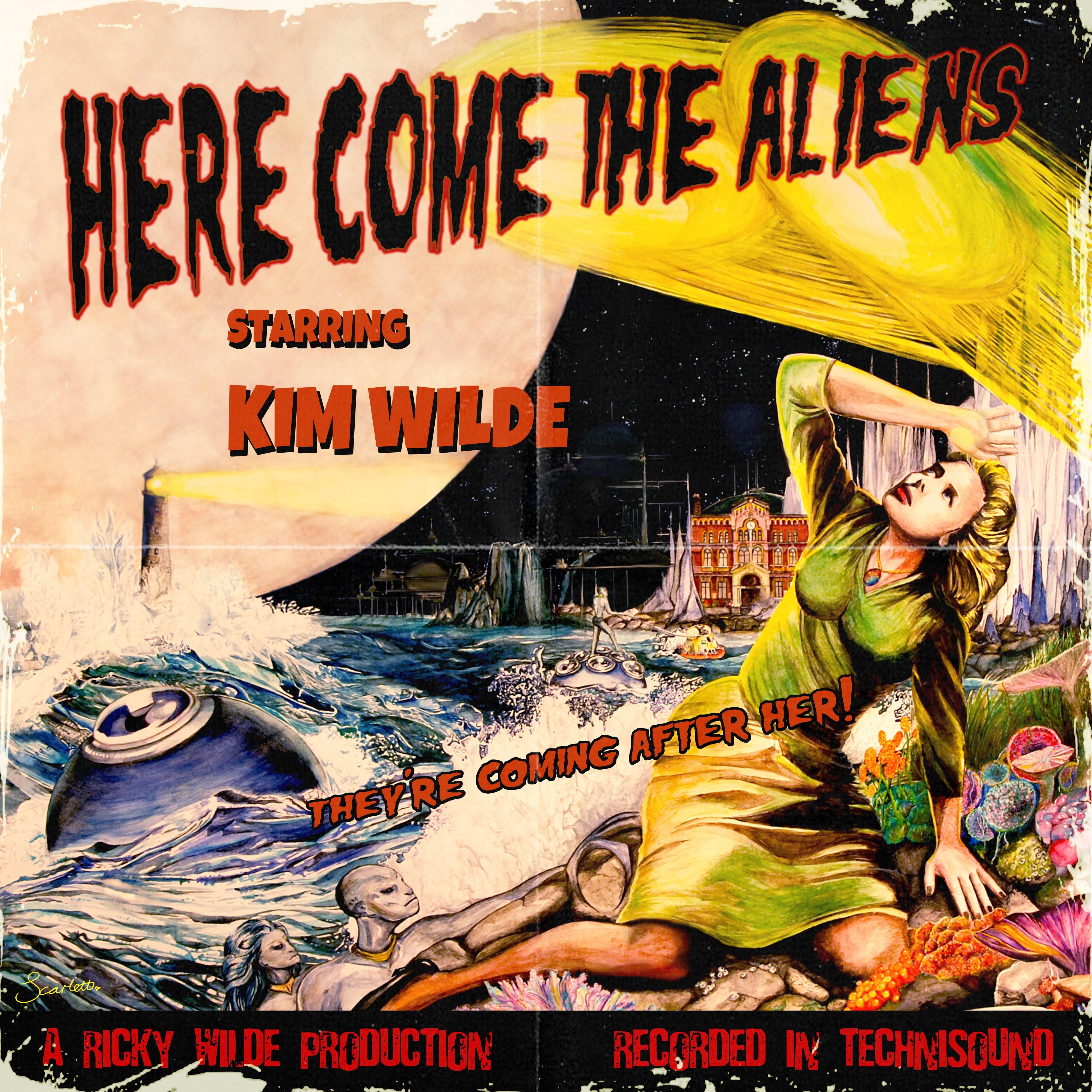 Here Come The Aliens (Digital Download) - Kim Wilde