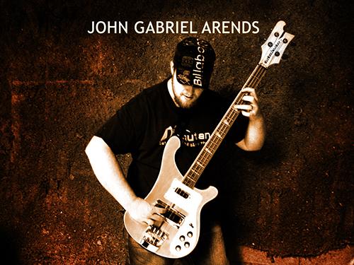 3 FREE SONGS - John Gabriel Arends