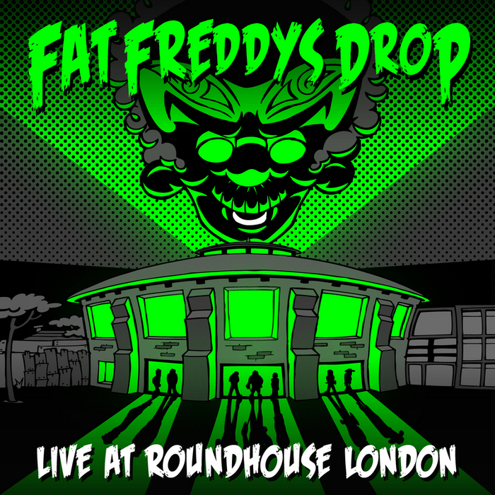 Live At The Roundhouse (CD) - Fat Freddy's Drop