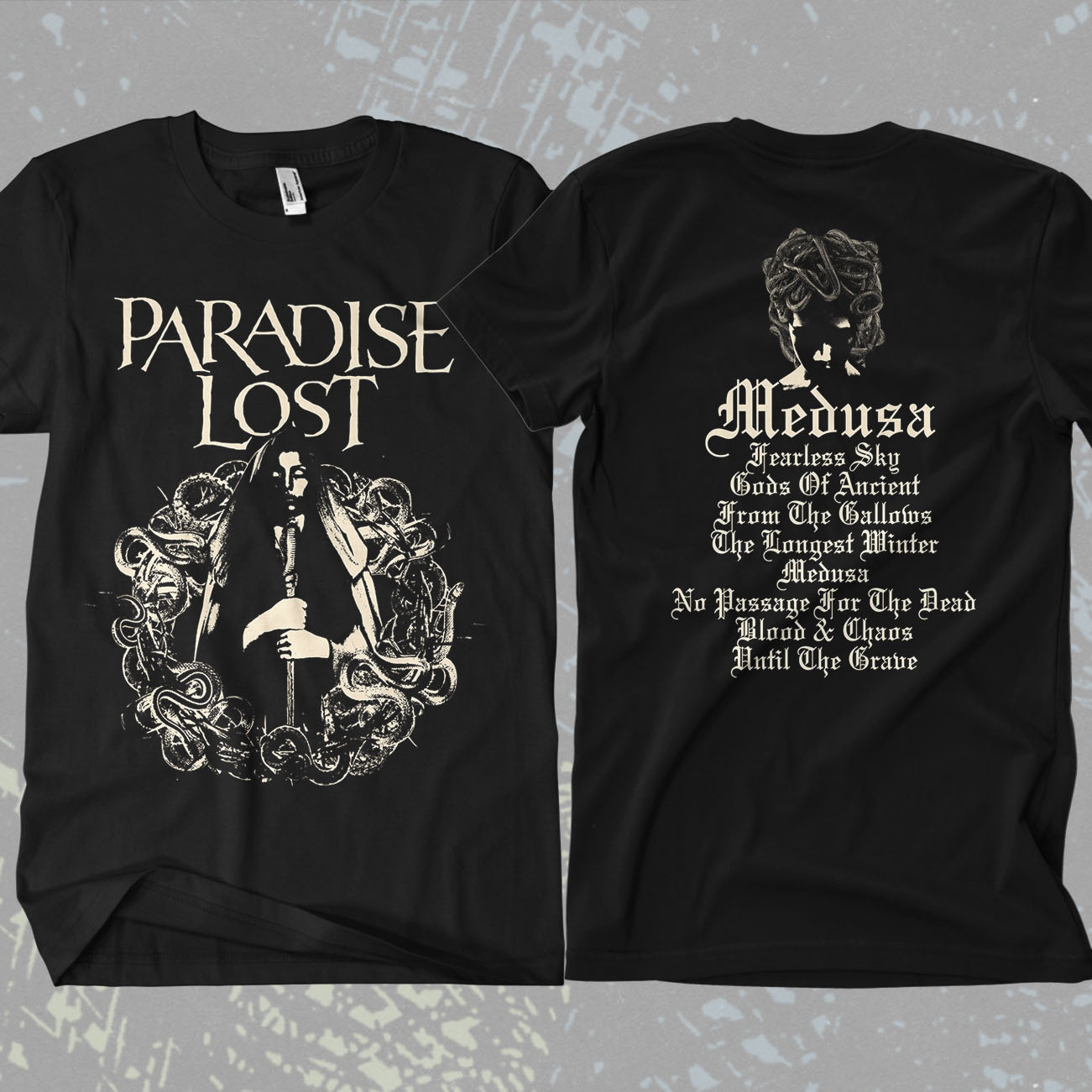 Paradise Lost - 'Tracks' T-Shirt - Paradise Lost