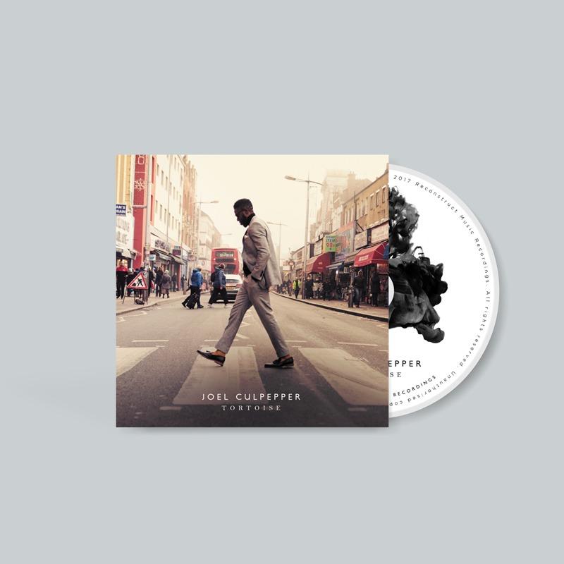 Tortoise (CD) - Joel Culpepper