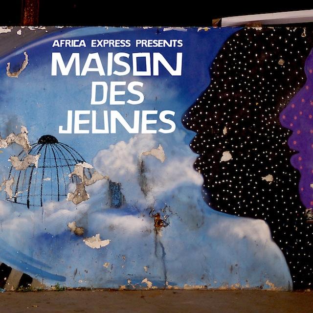 Africa Express Presents: Maison Des Jeunes - CD - Africa Express