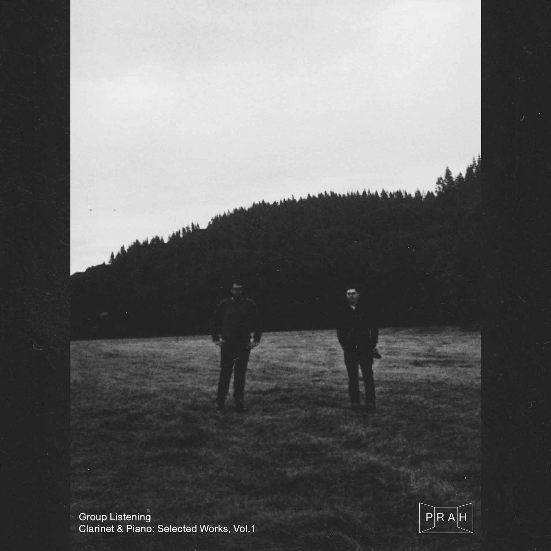 Group Listening - Clarinet & Piano: Selected Works Vol. 1 (LP) - PRAH Recordings