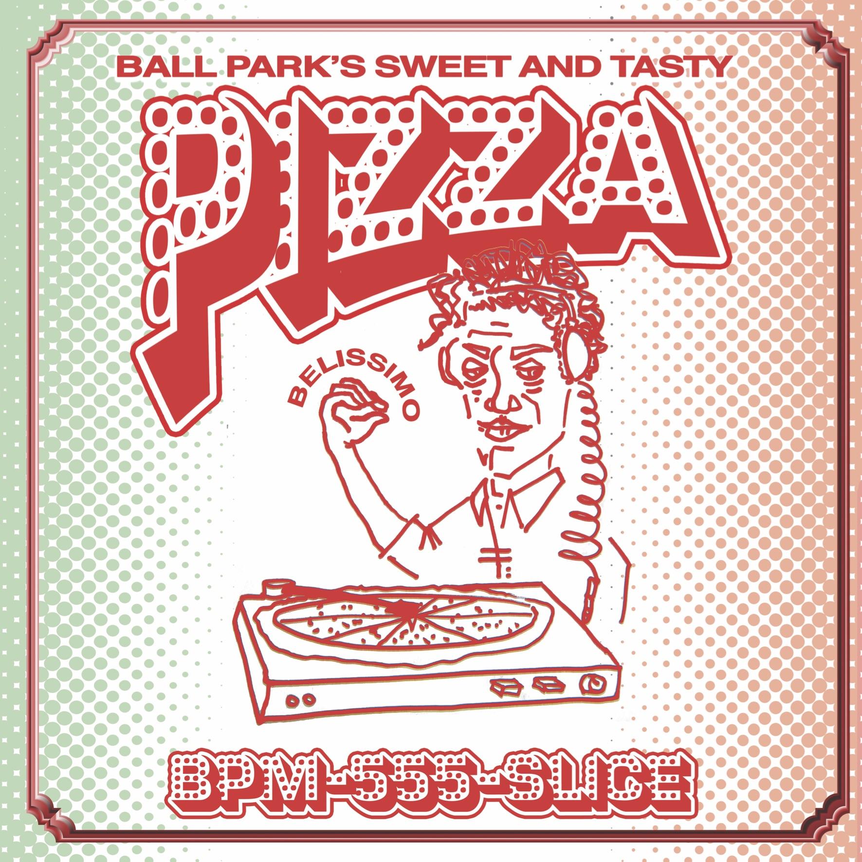 BPM Pizza Box - Ball Park Music