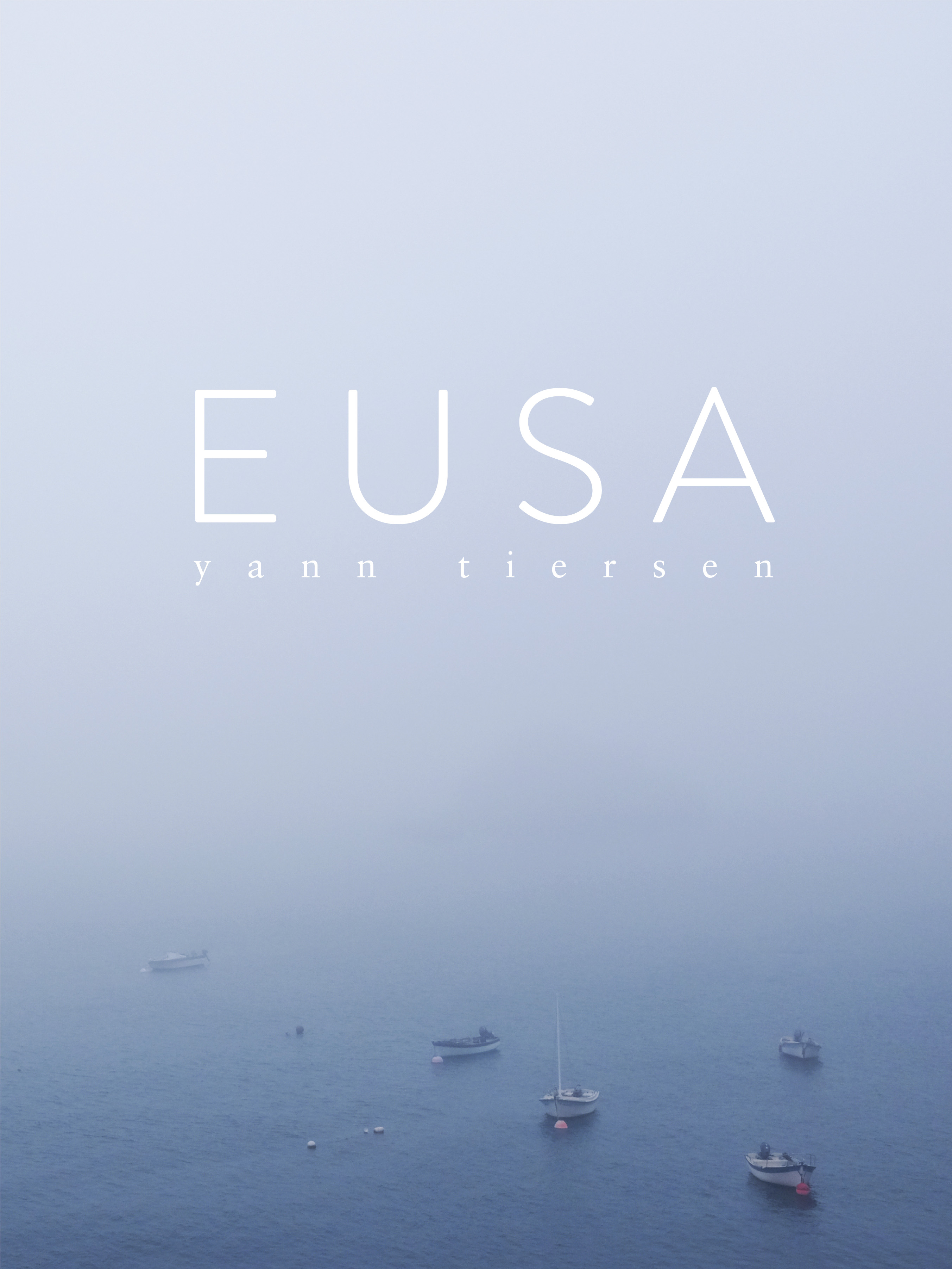 Eusa (Piano Book) - Yann Tiersen US