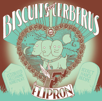Biscuits for Cerberus - Flipron