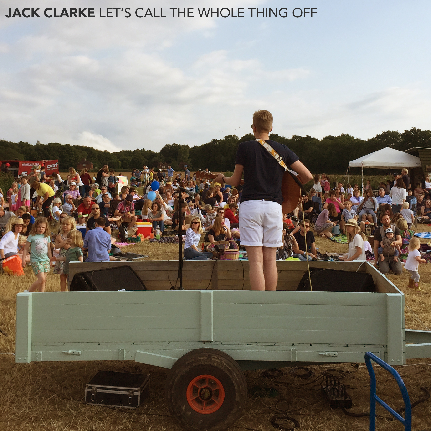 Let's Call The Whole Thing Off - Single - Jack Clarke