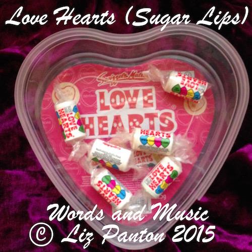 Love Hearts (Sugar Lips) Cover Art
