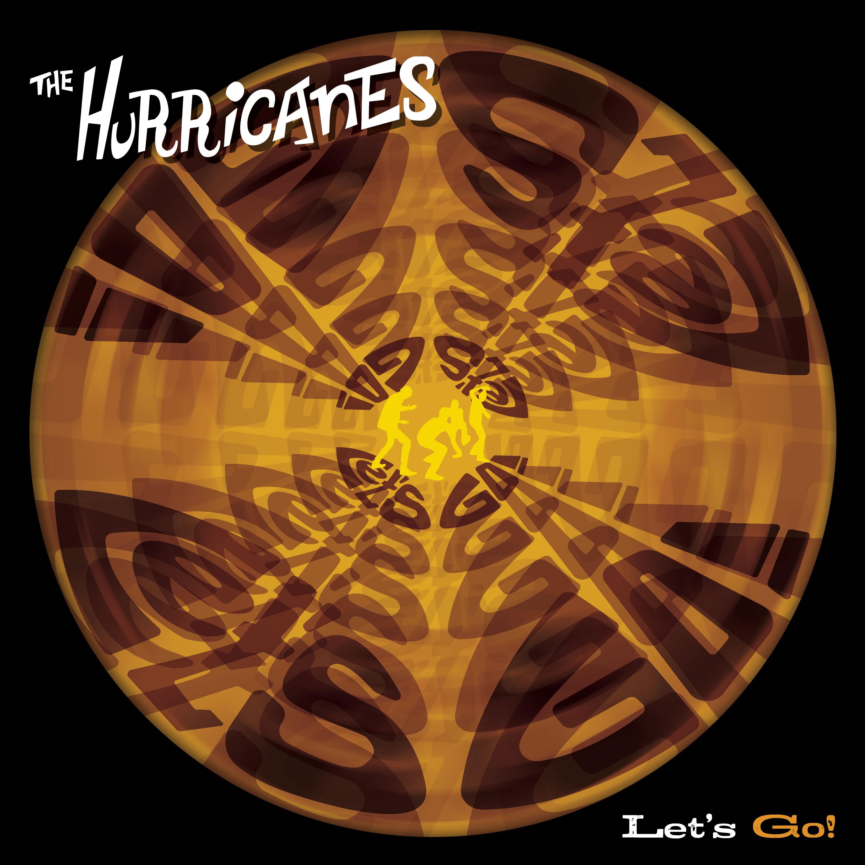 Let's Go! CD Album - The Hurricanes