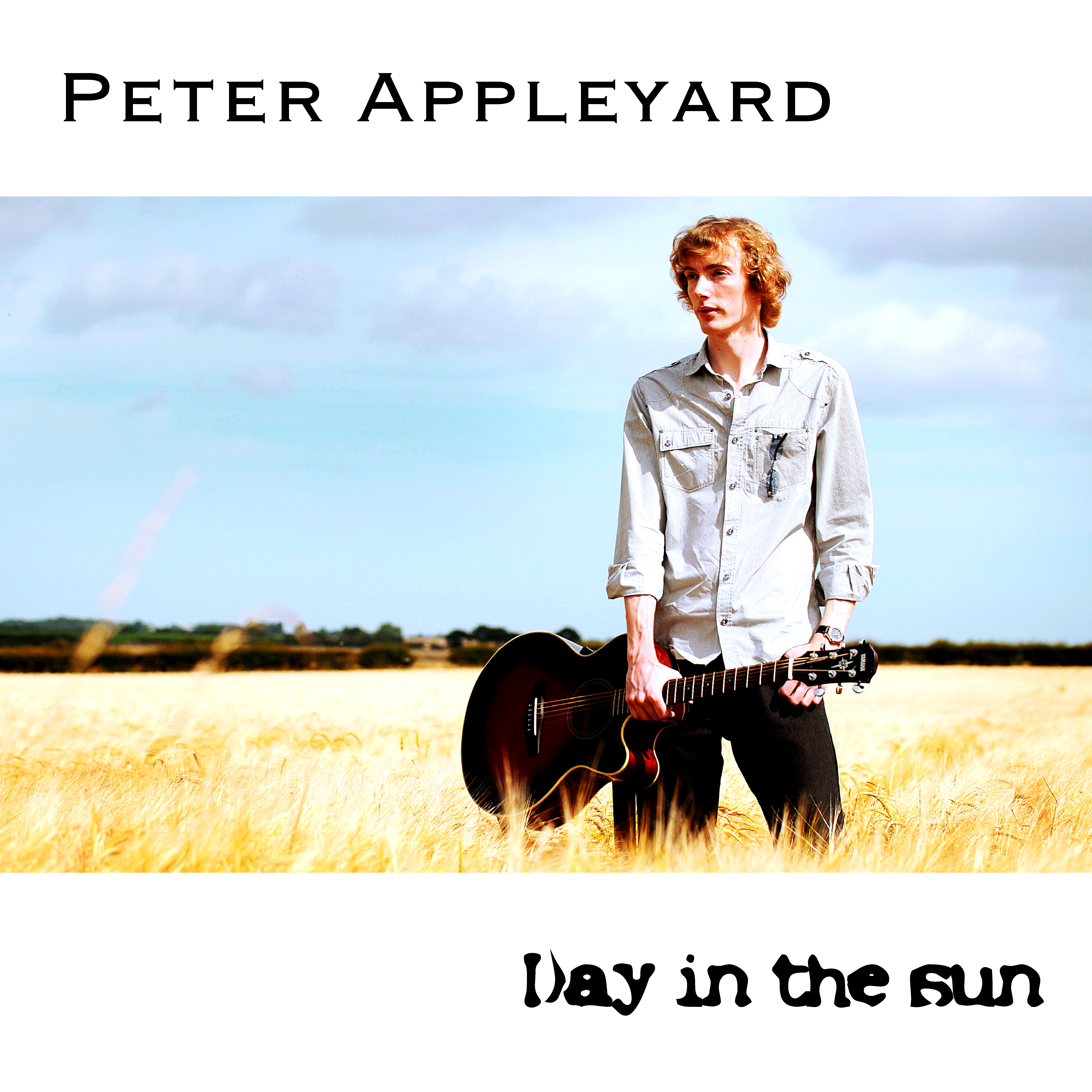 Day in the sun - Digital download - Peter Appleyard