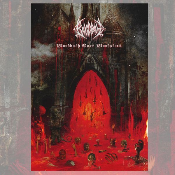Bloodbath - Bloodbath Over Bloodstock DVD - Bloodbath
