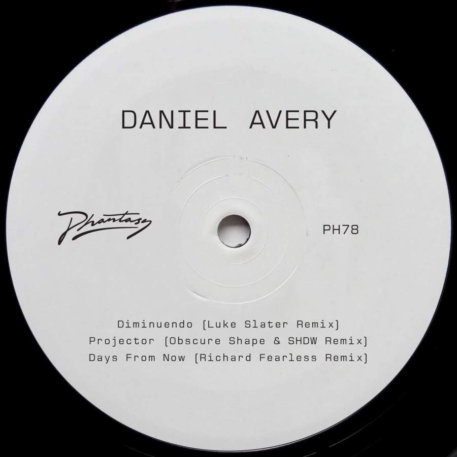 Daniel Avery - Song for Alpha Remixes Two - Daniel Avery