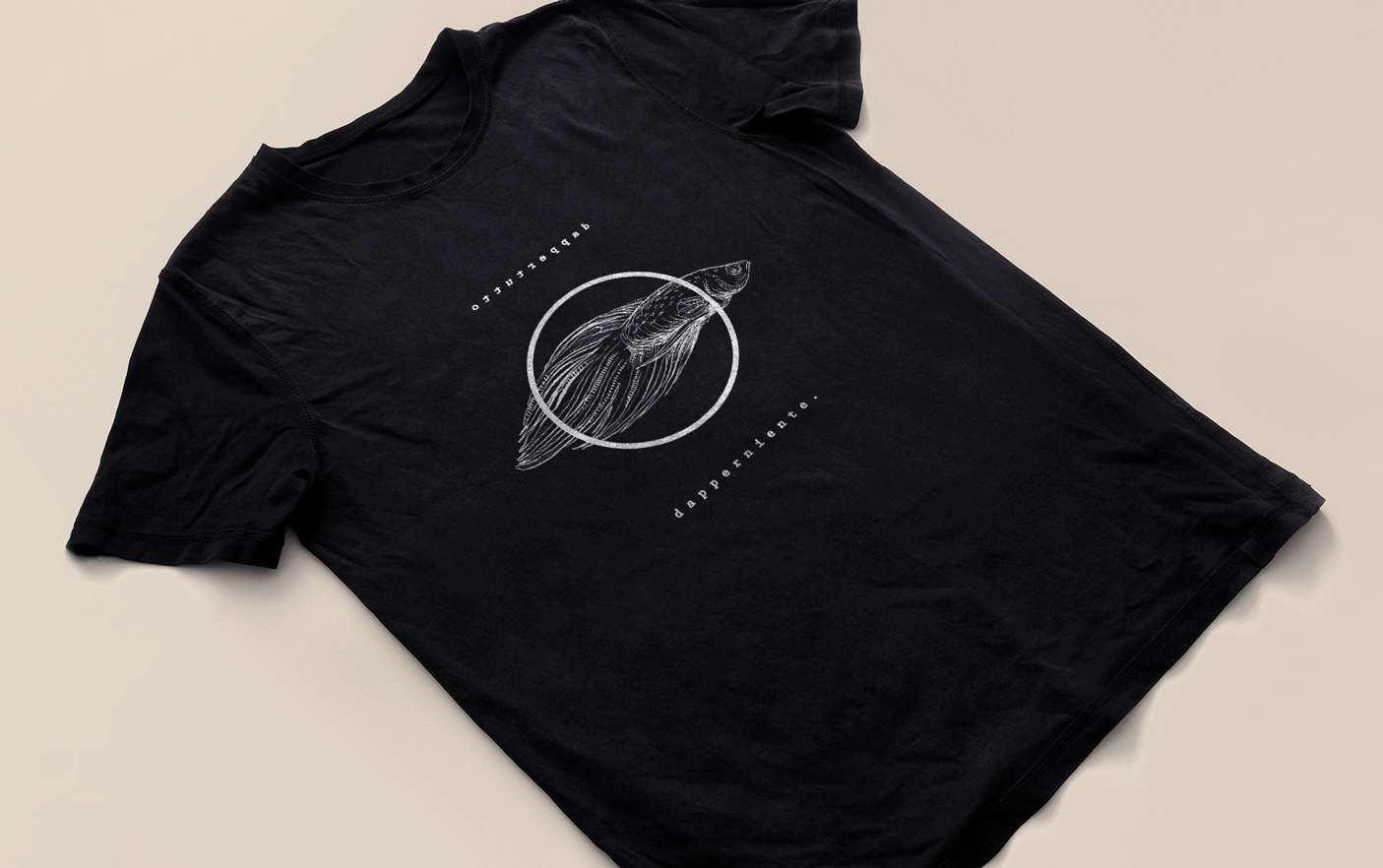 Dapperniente Tshirt - EXRCM