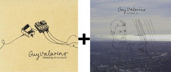EP CD Bundle - Guy Valarino