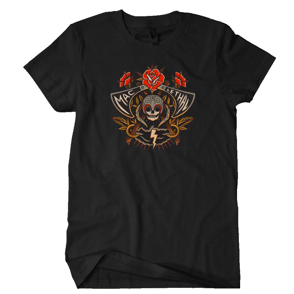 Axes Tshirt - Mac Lethal