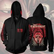 CHTHONIC - Evil Goddess Zipped Hoody - CHTHONIC