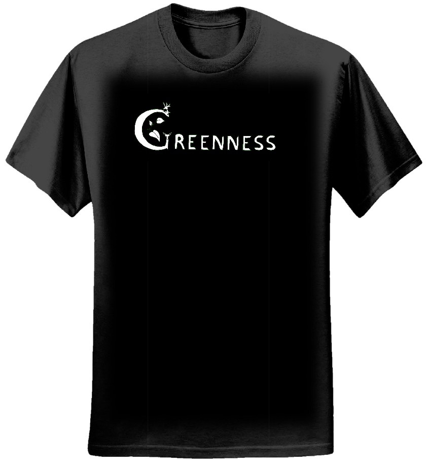 Greenness T-shirt (men) - Greenness