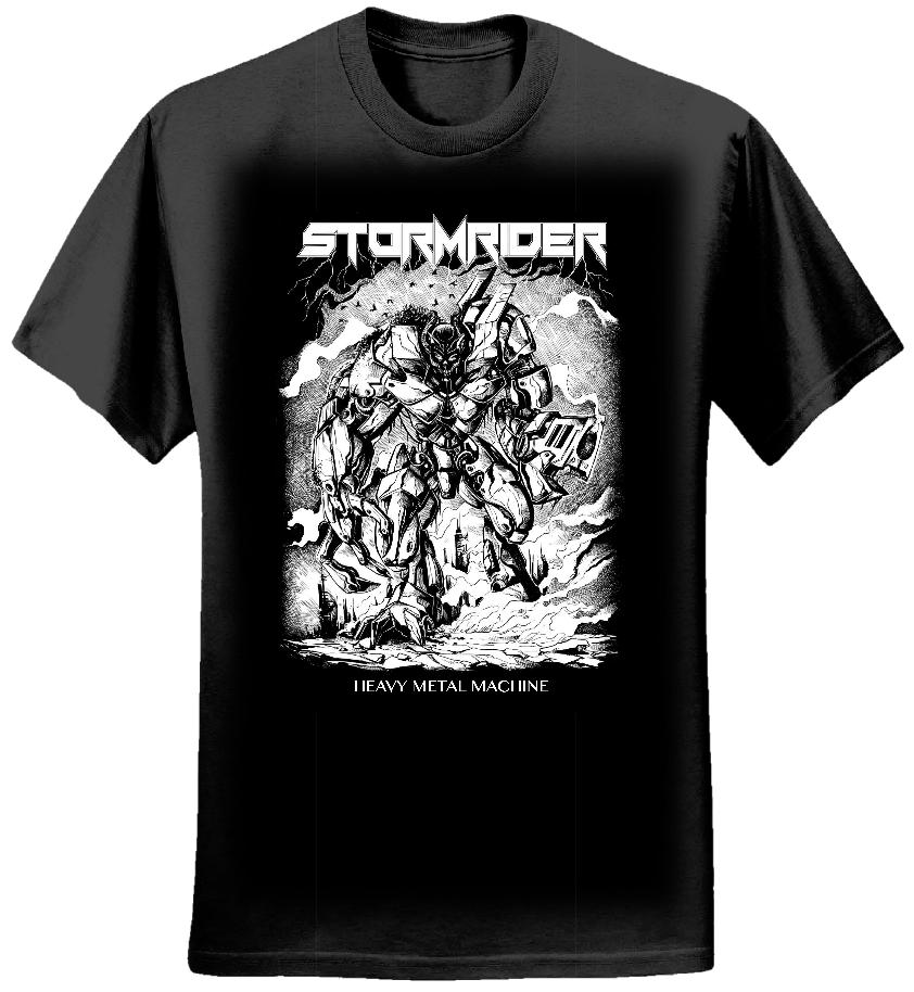 Stormrider Heavy Metal Machine - Stormrider